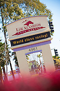 Los Alamitos Race Course Signage
