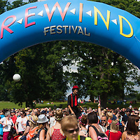 Images from the Rewind Fesitval held in Scone Palace Scotland in July 2013. All images from Saturday 27th July 2013.