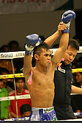 Thailand Thai Boxing competition The Winner