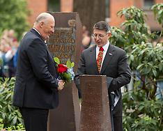 HM King Harald V Campus Visit