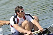 Caversham, Great Britain,  Greg SEARLE. GB Rowing media day, GB Rowing Training Centre, Caversham. Tuesday,  18/05/2010 [Mandatory Credit. Peter Spurrier/Intersport Images]
