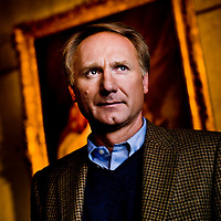 Dan Brown by Chris Maluszynski