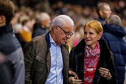 Rixinger Gothilf, GER, Bürchler-Keller Beatrice, GER<br /> Stuttgart - German Masters 2019<br /> © Hippo Foto - Stefan Lafrentz