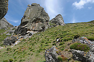The west side of Lundy, Devon