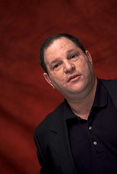Oct. 10, 2017 -  (File Photo) - Movie producer Harvey Weinstein is being accused of sexual harassment allegations, which has led to him being fired. PICTURED: December 1, 2000 - Hollywood, California, U.S. - American film producer HARVEY WEINSTEIN at a press junket for Miramax film 'Malena'. (Credit Image: © Armando Gallo via ZUMA Studio)