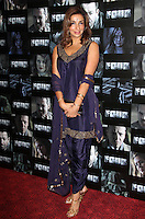 Shobna Gulati Four UK Premiere, Empire Cinema, Leicester Square, London, UK. 10 October 2011. Contact: Rich@Piqtured.com +44(0)7941 079620 (Picture by Richard Goldschmidt)