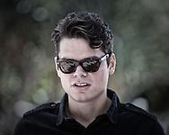 MILOS RAONIC (CAN) mit Sonnenbrille,Portrait,privat,<br /> <br /> TENNIS -  Brisbane International -  Queensland Tennis Centre - Brisbane - Queensland - Australia  - 4 February 2016<br /> <br /> &copy; JUERGEN HASENKOPF