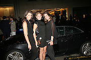 LOUISE LUNDQUIST, JANNIKE AKERLIND AND  PIA GRANDBERG ,, De Grisogono & Londino Car Rally  party. <br />
