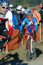 29-01-2006 WIELRENNEN: UCI CYCLO CROSS WERELD KAMPIOENSCHAPPEN ELITE: ZEDDAM <br /> Milan Barenyi (SVK)<br /> ©2006-WWW.FOTOHOOGENDOORN.NL