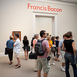 Metropolitan Museum - Francis Bacon - New York