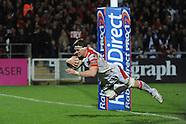 Ulster Rugby v Llanelli Scarlets 040113
