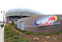 Mar 16, 2013; Harrison, NJ, USA; Red Bull Arena before the game between the DC United and the New York Red Bulls.