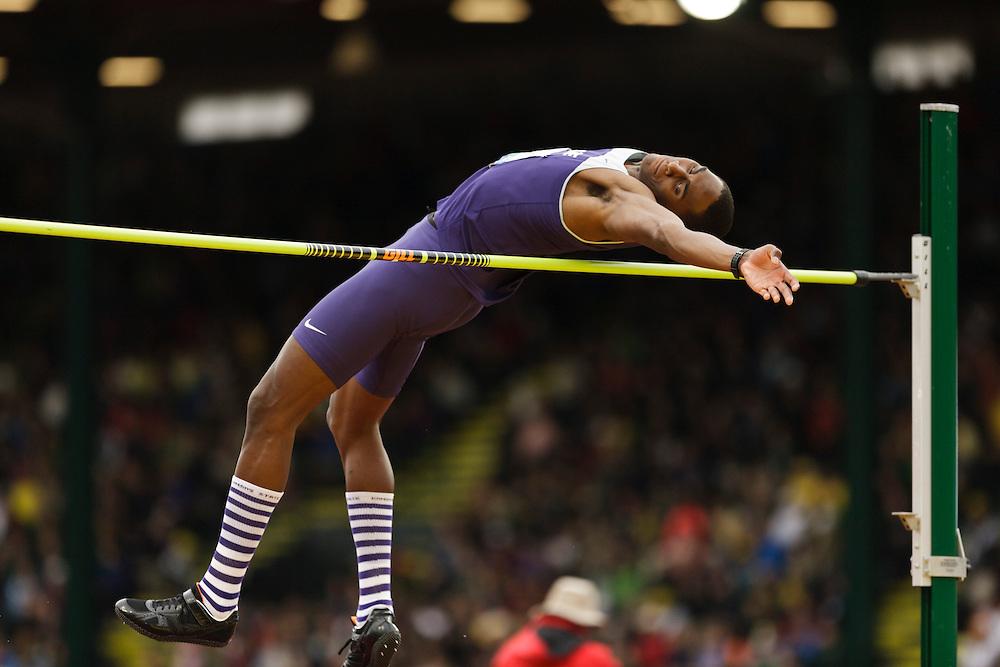 Men's High Jump, Erik Kynard