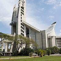 Templo Votivo Virgen de la Coromoto, Estado Portuguesa, Venezuela.