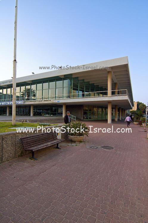 Mann Auditorium, Tel Aviv, Israel, the house of the iSraeli philharmonic, orchestra, March 2006
