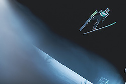 10.02.2019, Salpausselkae Hill, Lahti, FIN, FIS Weltcup Ski Sprung, Herren, im Bild Andreas Wellinger (GER) // Andreas Wellinger of Germany during the men's FIS Ski Jumping World Cup at the Salpausselkae Hill in Lahti, Finland on 2019/02/10. EXPA Pictures © 2019, PhotoCredit: EXPA/ JFK
