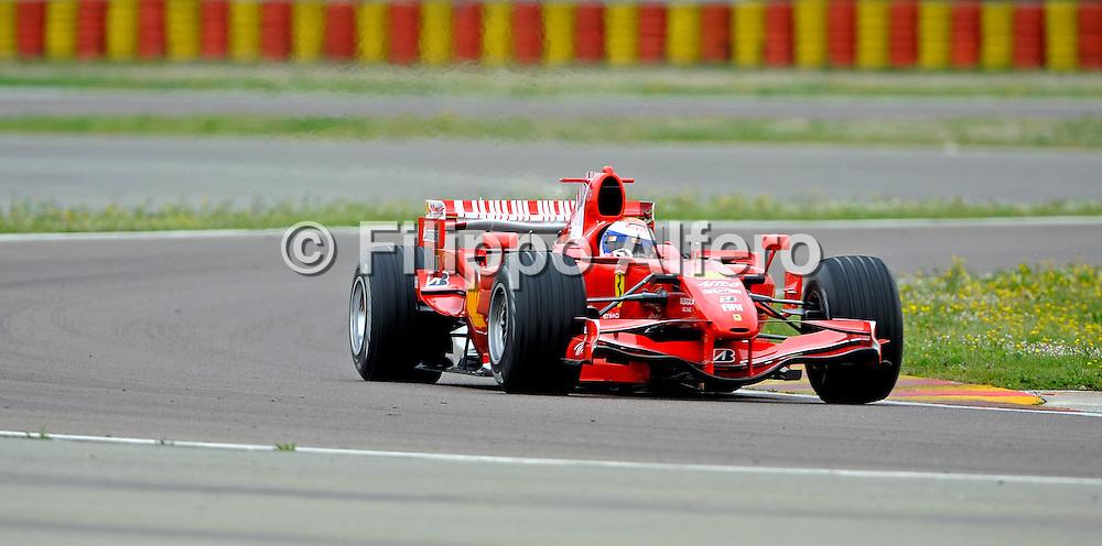 &copy; Ferrari / LaPresse / Filippo Alfero<br /> Fiorano (MO), 08/04/2008<br /> motori<br /> Shell V-Power Day of Passion in Fiorano
