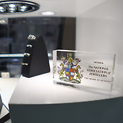 Tresor Paris - Luxury jewellery brand 7 Greville Street, Hatton Garden, London, UK 13th September 2018.