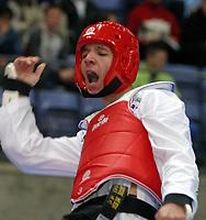 Taekwondo EM,Lillehammer,7.mai 2004,<br /> Antony Cloarec,FRA <br /> Foto:Dagfinn Limoseth,Digitalsport