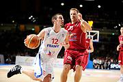 DESCRIZIONE : Equipe de France Homme Preparation Euro Lituanie France Belgique a Lievin<br /> GIOCATORE : De Colo Nando<br /> SQUADRA : France Homme <br /> EVENTO : Preparation Euro Lituanie<br /> GARA : France France Belgique<br /> DATA : 27/08/2011<br /> CATEGORIA : Basketball France Homme<br /> SPORT : Basketball<br /> AUTORE : JF Molliere FFBB<br /> Galleria : France Basket 2010-2011 Action<br /> Fotonotizia : Equipe de France Homme Preparation Euro Lituanie France  France Belgique a Lievin<br /> Predefinita :