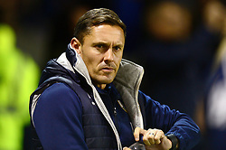 Manager of Shrewsbury Town Paul Hurst - Mandatory by-line: Dougie Allward/JMP - 17/10/2017 - FOOTBALL - Greenhous Meadow - Shrewsbury, England - Shrewsbury Town v Bristol Rovers - Sky Bet League One