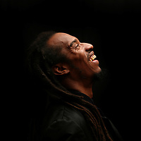 London, United Kingdom - January 2008, Benjamin Zephaniah, Poet.