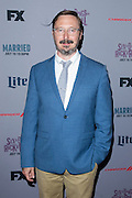 FX Premiere screenings of Sex & Drugs & Rock & Roll and Married on July 14, 2015 in New York City. (Photo by Ben Hider)