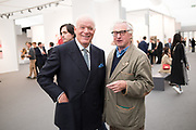DAVID POSNETT; BARRY DONOHUE, Frieze Masters, 3 October 2018