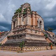 Wat Chedui Luang, Chiang Mai, Thailand