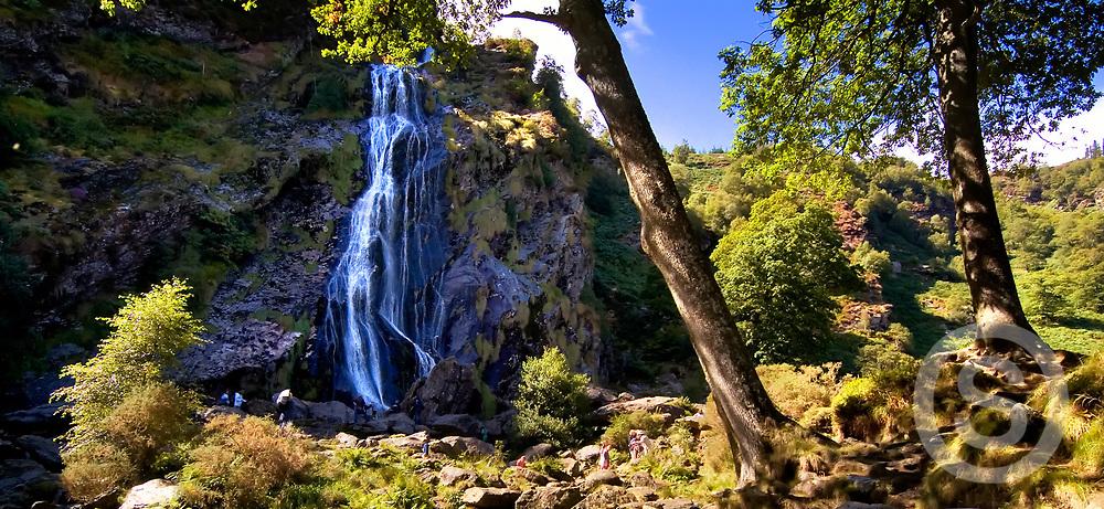 Photographer: Chris Hill, Powerscourt Waterfall, Wicklow