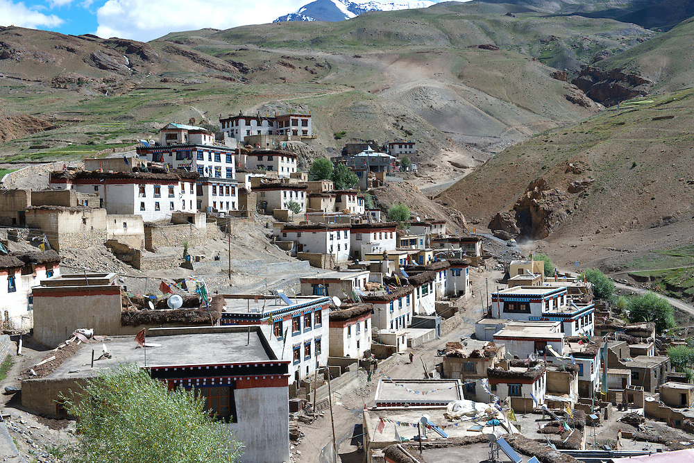 World Highest Motorable Village Kibber