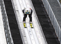 03.02.2019, Energie AG Skisprung Arena, Hinzenbach, AUT, FIS Weltcup Ski Sprung, Damen, im Bild Ksenia Kablukova (RUS) // Ksenia Kablukova (RUS) during the woman's Jump of FIS Ski Jumping World Cup at the Energie AG Skisprung Arena in Hinzenbach, Austria on 2019/02/03. EXPA Pictures © 2019, PhotoCredit: EXPA/ Reinhard Eisenbauer