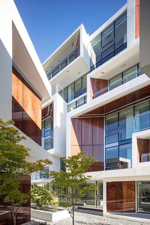 Aperture Apartments, Oakridge, Vancouver   Arno Matis Architecture   2017