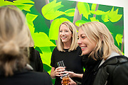 LADY SOPHIA HESKETH, Alex Katz opening. Timothy Taylor gallery. London. 3 March 2010.