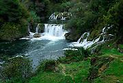 Waterfalls, Krka National Park, Croatia
