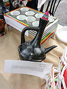 Ethiopian Jewish arts and crafts Traditional coffee pot