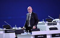 Fussball International FIFA Kongress 2018 in Moskau 13.06.3018 FIFA Praesident Gianni Infantino (Schweiz)