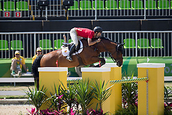 Alvarez Aznar Eduardo, ESP, Rokfeller de Pleville Bois Margot<br /> Olympic Games Rio 2016<br /> © Hippo Foto - Dirk Caremans<br /> 13/08/16
