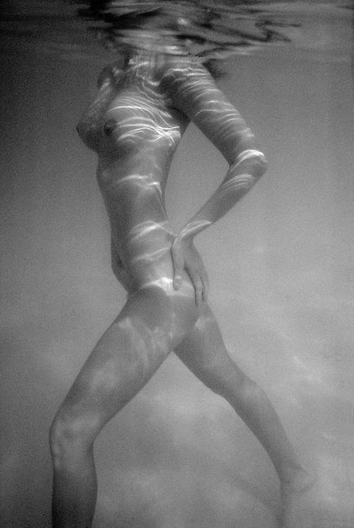 Nude Under Water, Released