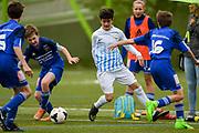 06.05.2017; Zuerich; <br /> Fussball FCZ Academy - FC Zuerich FE13 Oberland_FE13 TBOE; <br /> Albion Shaqiri (Zuerich) <br /> (Andy Mueller/freshfocus)