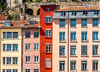 Facades - Bords de Saone