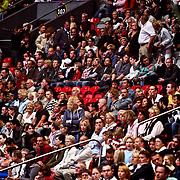 NLD/Amsterdam/20080526 - Samen met Dré in Concert, Amsterdam Arena met lege plekken op de tribunes