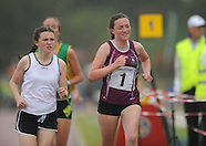 Girls U16 1500m final