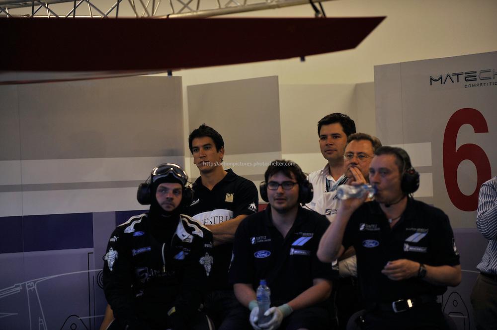 Abu Dhabi GT1 grand prix 2010<br /> Yas marina circuit<br /> UAE