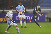Foto LaPresse/Filippo Rubin<br /> 26/12/2018 Ferrara (Italia)<br /> Sport Calcio<br /> Spal - Udinese - Campionato di calcio Serie A 2018/2019 - Stadio &quot;Paolo Mazza&quot;<br /> Nella foto: BRAM NUYTINCK (UDINESE)<br /> <br /> Photo LaPresse/Filippo Rubin<br /> December 26, 2018 Ferrara (Italy)<br /> Sport Soccer<br /> Spal vs Udinese - Italian Football Championship League A 2018/2019 - &quot;Paolo Mazza&quot; Stadium <br /> In the pic: BRAM NUYTINCK (UDINESE)
