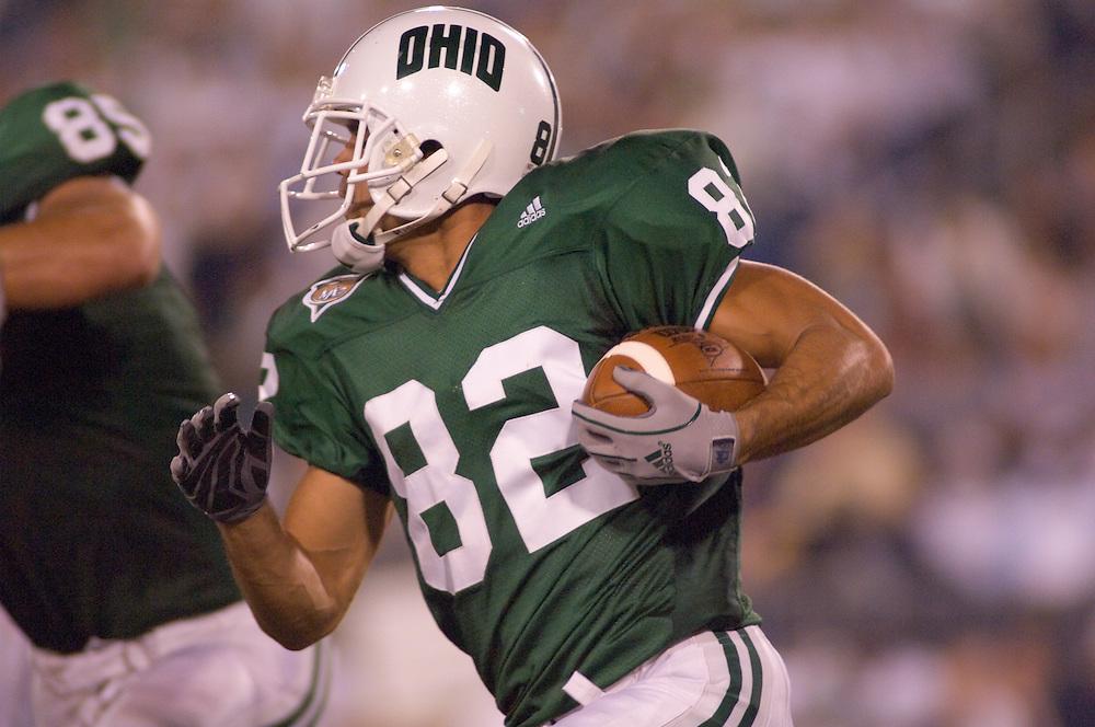 17084Ohio Football vs. Pittsburg. Ohio Opener 9/09/05