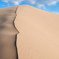Death Valley dune, California