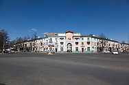 Mongolia. Ulaanbaatar. city life in Ulan Baatar ULN - Mongolia
