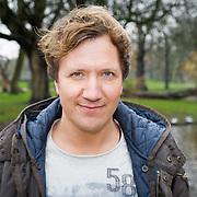 """NLD/Amsterdam/20151207 - Perspresentatie """"Wie is de Mol 2016"""", Klaas van Kruistum"""