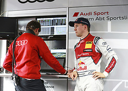 October 13, 2017 - Hockenheim, Germany - Motorsports: DTM Hockenheim-II 2017,.Mattias Ekström. (Credit Image: © Hoch Zwei via ZUMA Wire)